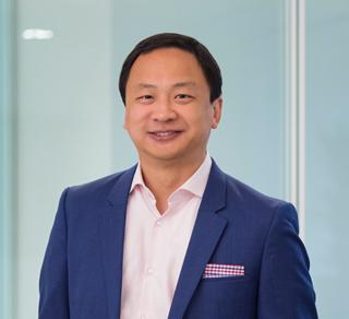 PanAgora资产管理公司动力股票(Dynamic Equity)董事Mike Chen(来源:原料图)