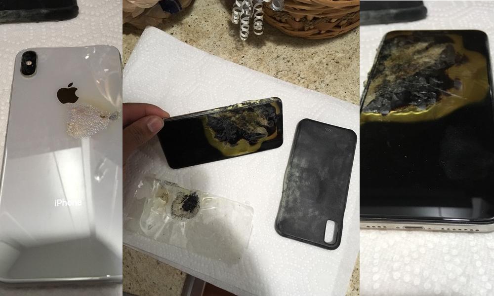 希拉德的iPhone XS Max(图片来源:iDropNews)
