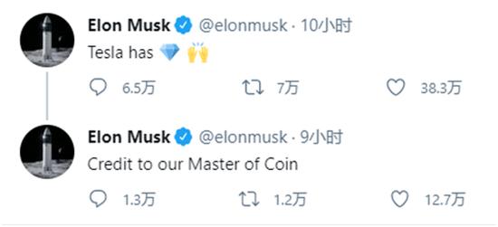 """币圈""""慌了"""":马斯克与比特币彻底决裂了?"""