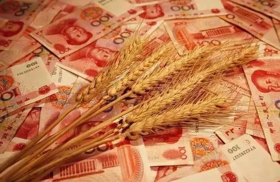 配图:粮食与价格