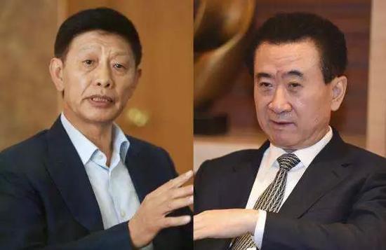 其实要真的说道首来,王健林还比孙喜双幼一岁,算是孙喜双的幼老弟吧。