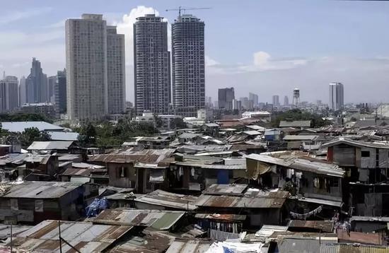 菲律宾马尼拉的马卡蒂经济区,是在线博彩公司的聚集地