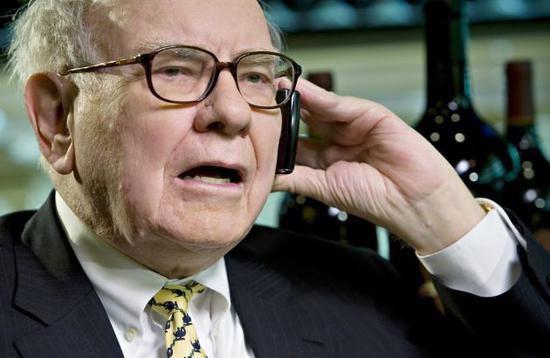 巴菲特的伯克希尔哈撒韦公司预计将损失38亿美元