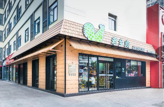 """老乡鸡董事长束从轩成为非常时期的餐饮业""""网络红人"""