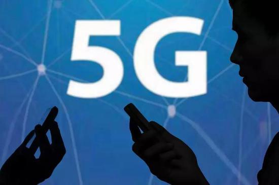 国内对于5G的崇拜和疯狂丝毫不亚于前几年炒作共享经济与区块链时的情况。图片来源:视觉中国
