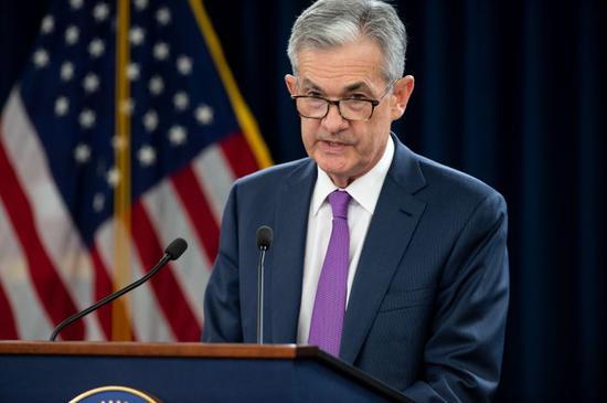 美联储今年不加息 美联储维持利率不变 明年加一次(附声明全文)