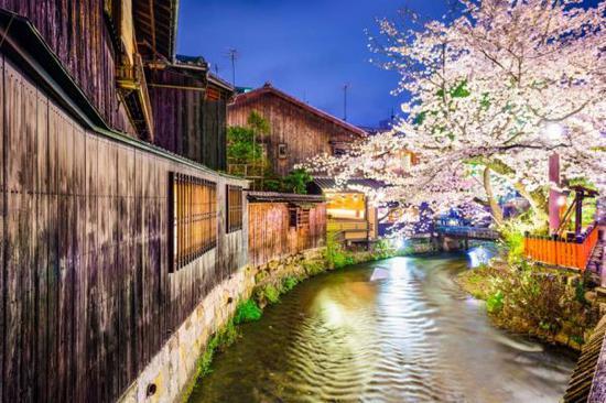 京都酒店。(《日本时报》网站)