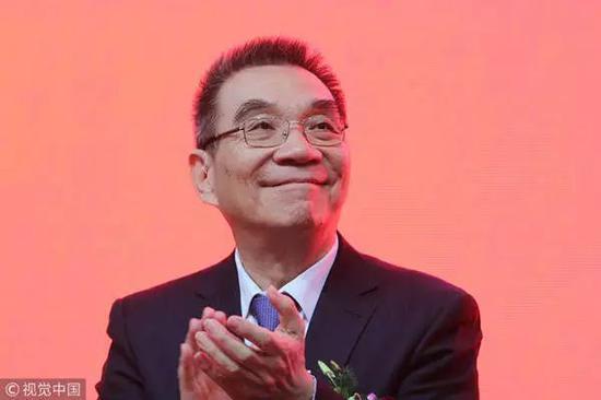 世界银走原高级副走长、首席经济学家林毅夫,图片来源@视觉中国
