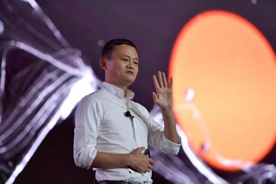 马云出席2018年阿里巴巴全球投资者大会