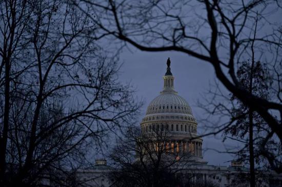 ▲美國國會大廈