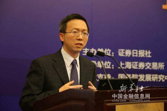 关于科创板市场设计的要点,施东辉概括为三个部分: