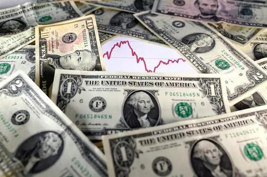 美元微笑理论提出者:关于通胀、MMT和美元的思考_炒黄金白银