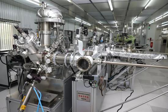 ▲专用集成电路与系统国家重点实验室
