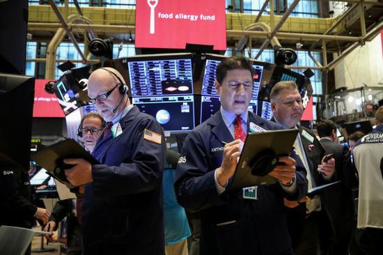 美国经济增速放缓 市场预计美联储将十年来首次降息