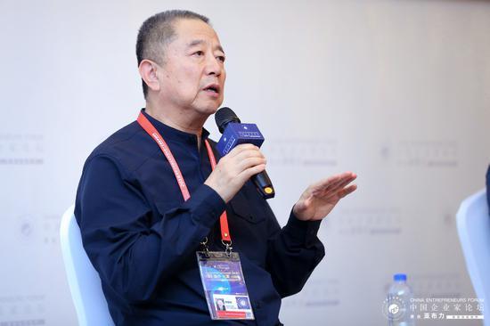 """建业集团胡葆森:房地产市场下半年进入""""收紧模式"""""""