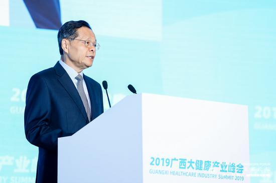 陈武:广西出台配套文件 支持企业投资大健康产业