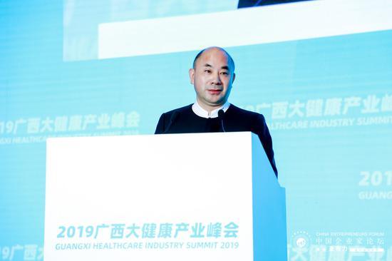 广东省委书记调研万科:将物业管理和社会治理相结合