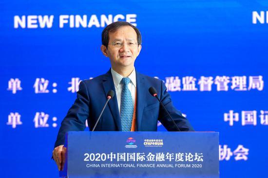 殷勇:持续做好重点风险领域整治工作 坚决打击违法违规金融活动