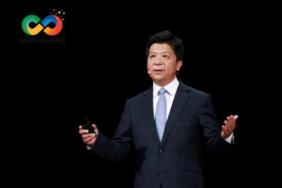 断供之后,华为轮值董事长郭平阐述应对之策