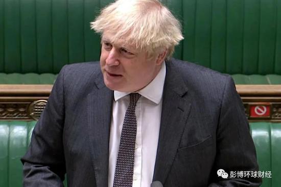 脱欧贸易协议在英国议会首战告捷 料在24小时内签署为法律