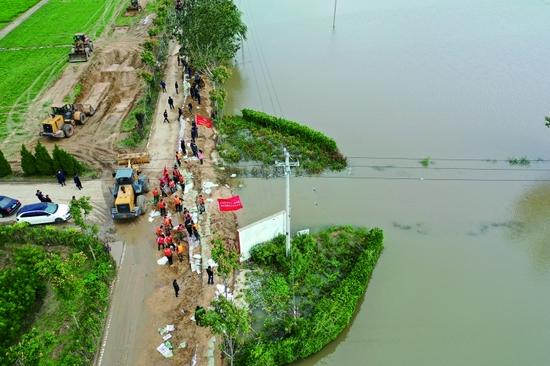 严重洪涝灾害致60座煤矿停产 山西上市煤企风雨之中保供应
