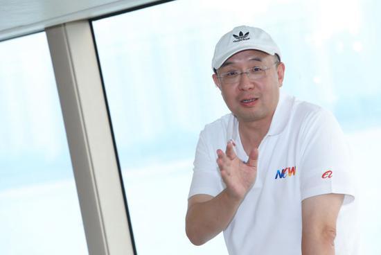 ▲李革|中国企业家俱乐部理事、药明康德集团创始人兼董事长