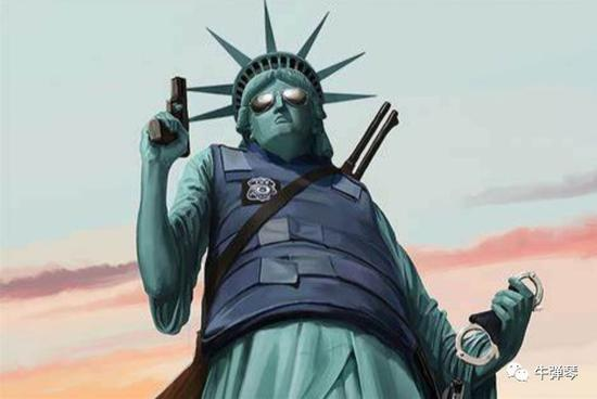 沙特枪手美海军基地枪杀3人曾批美国是邪恶之国