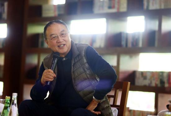柳传志 |中国企业家俱乐部理事、联想控股董事长