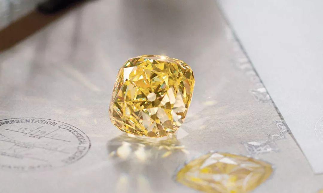 目前'Tiffany 之鑽'至少值 1.5 億美元