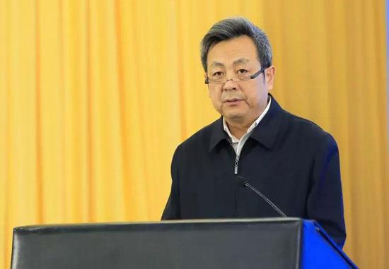 中钢协2019年轮值会长、太钢集团董事长高祥明