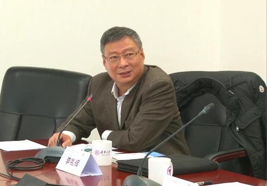 中国银走原走长、清华经管数字金融资产钻研中央顾问委员李礼辉