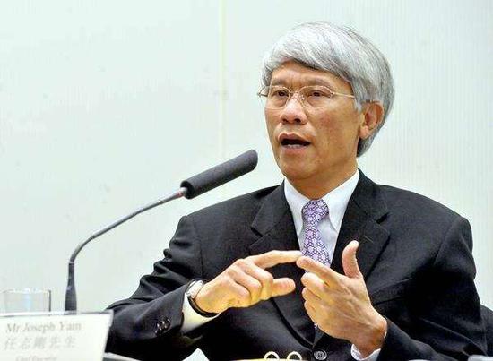 香港金融管理局前总裁任志刚:美国制裁对香港金融系统没有影响