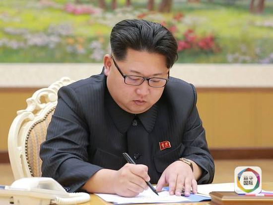 金正恩要求加强朝鲜化学工业发展