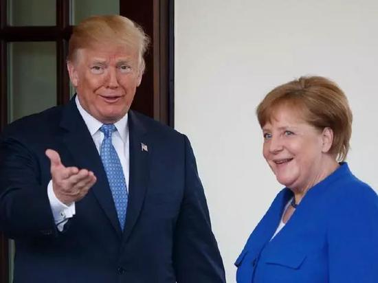 美国提出欧美汽车互相零关税 默克尔表示支持