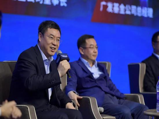 广发基金总经理林传辉