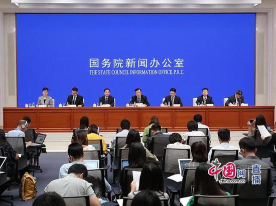 国新办就稳定生猪生产、保障市场供应有关情况举行发布会(中国网 宗超)