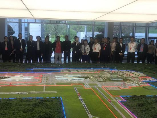 成都天府国际机场或2021年通航 采用两场一体运营