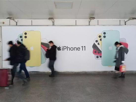 "iPhone失宠:遭近半用户背叛"" 手机靠降价出货"