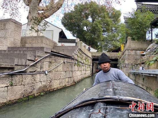 绍兴文化旅游一影。项菁 摄