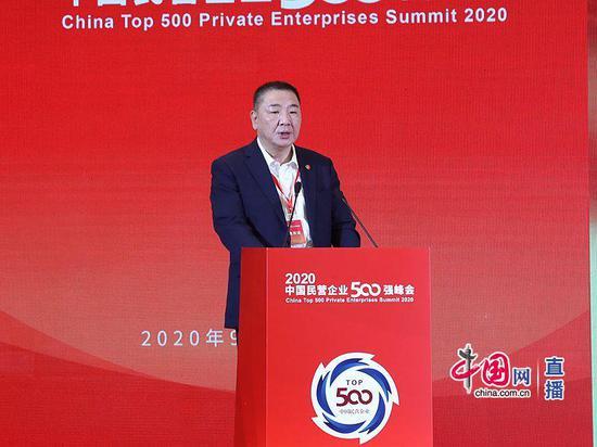 王建沂:以更高的质量让创新动力更澎湃 以更高的标准诚信守法