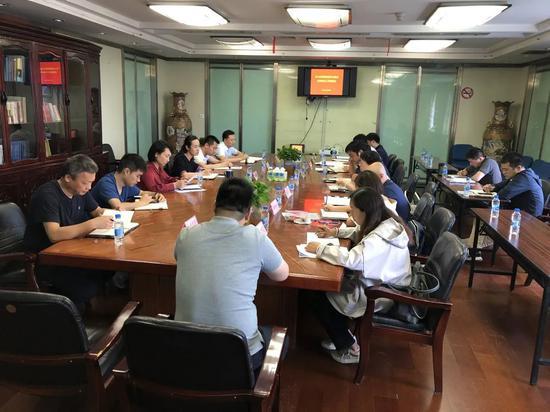 上海虹口区召开城镇房屋安全隐患排查整治工作推进会