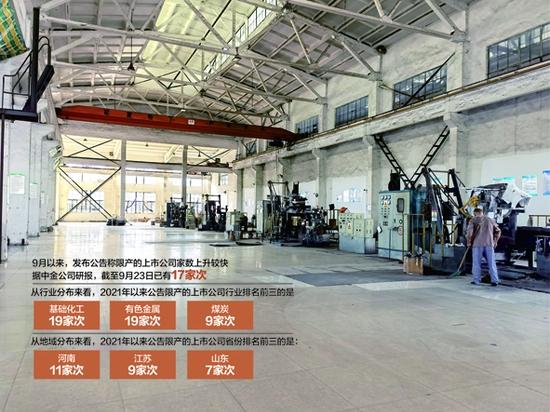 实探能耗双控下江苏化工园区:政策升级压力陡增 化工企业如何响应?