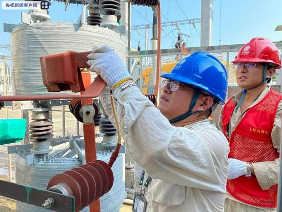 江苏电网调度用电负荷首次突破1.2亿千瓦 八地用电创新高