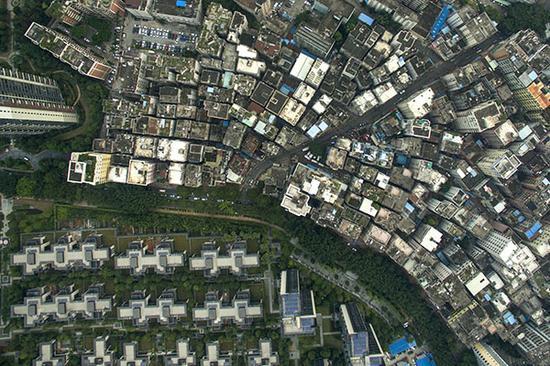 深圳城中村鏡像:來了都是打工者 買房才是深圳人圖片