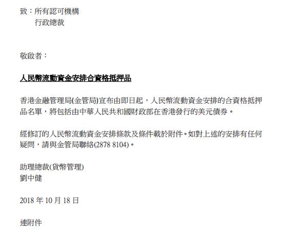 香港金管局扩大人民币流动资金安排合资格抵押品名单,外汇市场基本面分析 外汇交易教程丛书