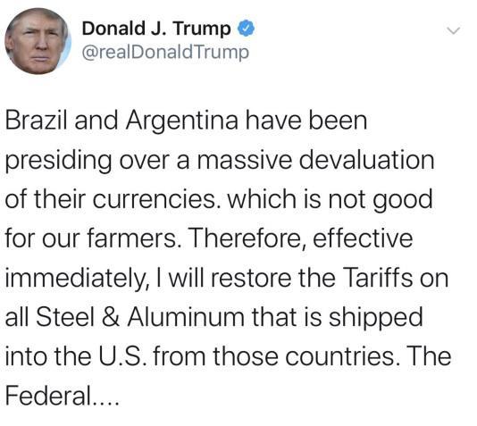 又是特朗普!強勢美元與美聯儲都遭炮轟 金價要漲?