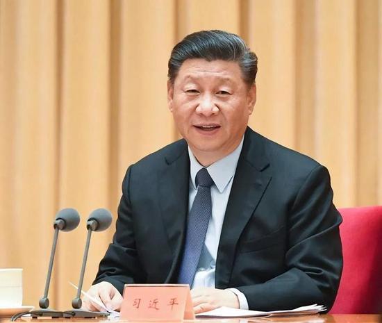 原料图:2019年12月10日至12日,中间经济做事会议在北京举走。中共中间总书记、国家主席、中间军委主席习近平发外主要说话。新华社记者 饶喜欢民摄