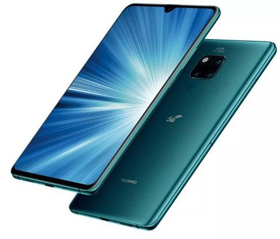 华为首款5G手机正式出售 秒售罄!预定量已破百万台