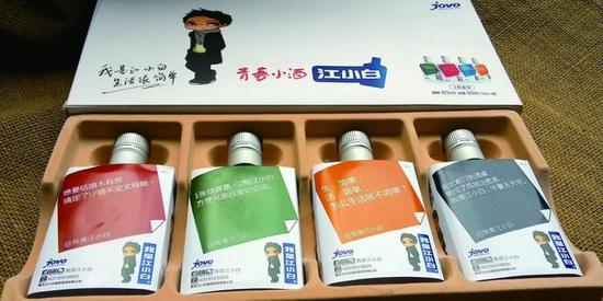 品牌商標爭議依舊是影響江小白未來發展的不安定因素