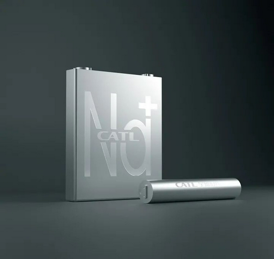 ▲宁德时代研发的第一代钠离子电池